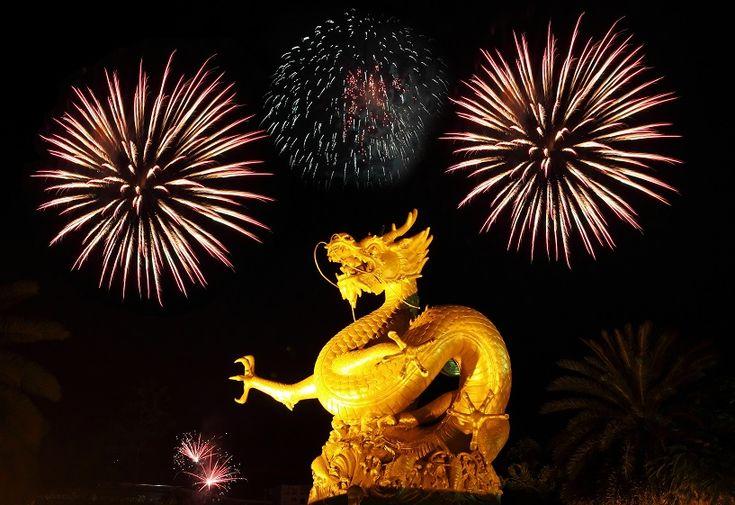 Celebrate with fireworks!