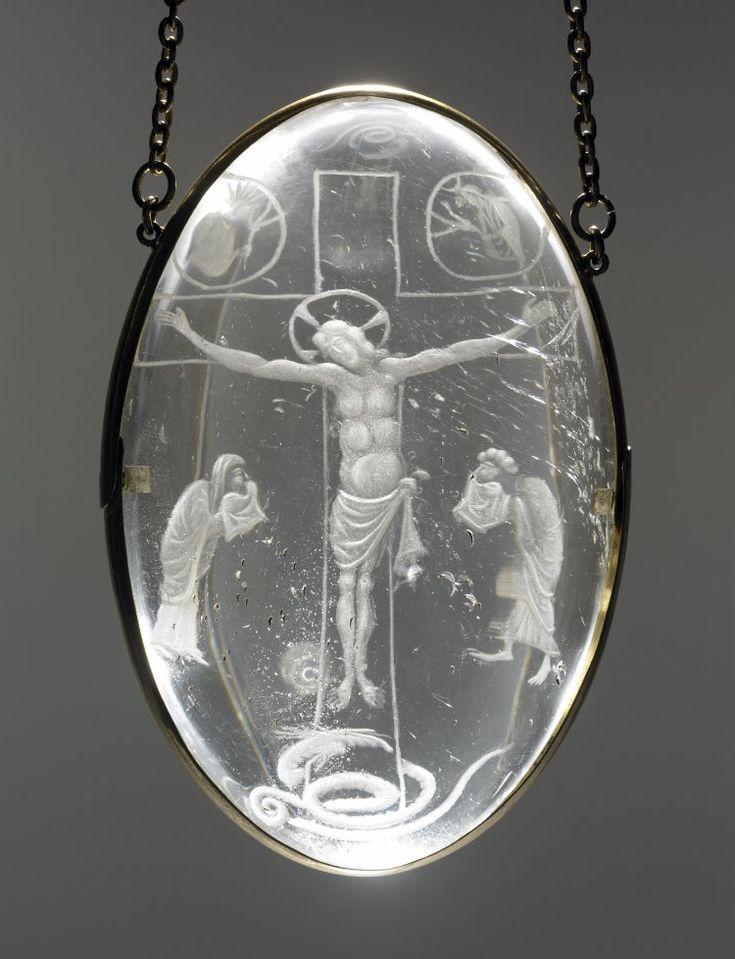 2. L'entaille de la crucifixion