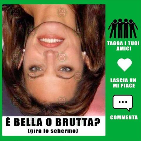 Commenta e poi gira lo schermo! Invita i tuoi amici taggandoli! #bastardidentro www.bastardidentro.it