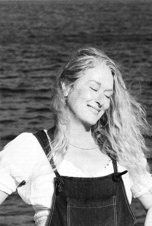 Meryl Streep from Mamma Mia #sisterheroes @oiselle