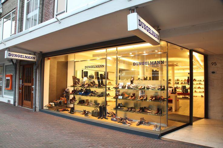 #Dungelmann Schoenen in Den Haag #Theresiastraat #Shoes