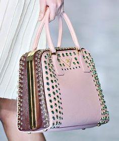 46 best images about Prada Bags on Pinterest | Swarovski crystals ...