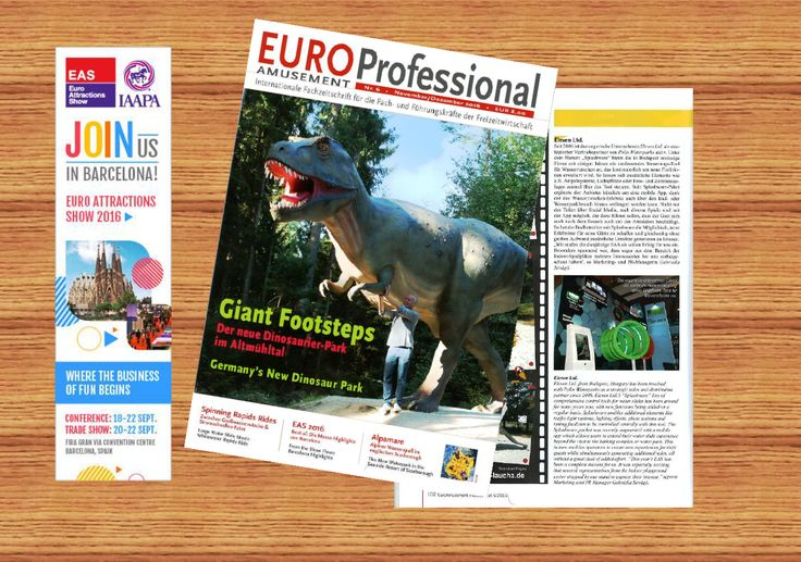 Euro Amusement Professional – Eleven Ltd.