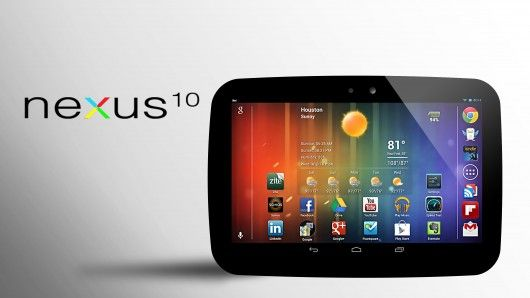 Google Nexus 10: Fastest and most impressive Android tab yet, but feels cheap