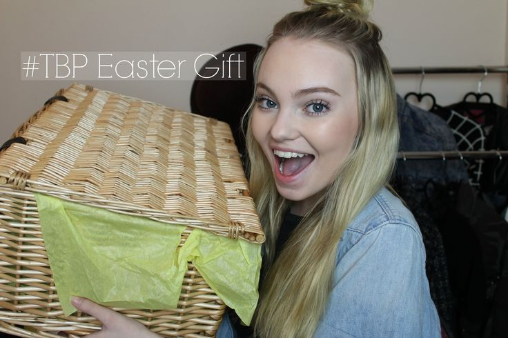 HUGE Surprise Unboxing | #TBP Easter Gift Box