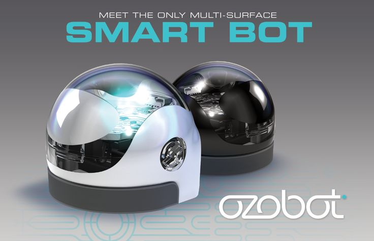 Ozobot Review: 2015 Hottest Holiday Tech Geeks Toys - http://movietvtechgeeks.com/ozobot-review/-Ozobot is the latest programmable robot that can be controlled through the block-based programming editor called OzoBlockly.