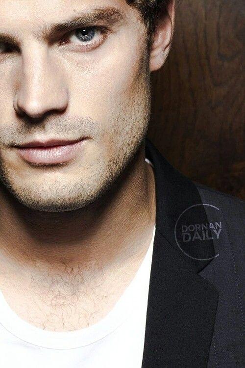 50 sfumature di grigio.  Christian Grey-Jamie Dornan. ♡