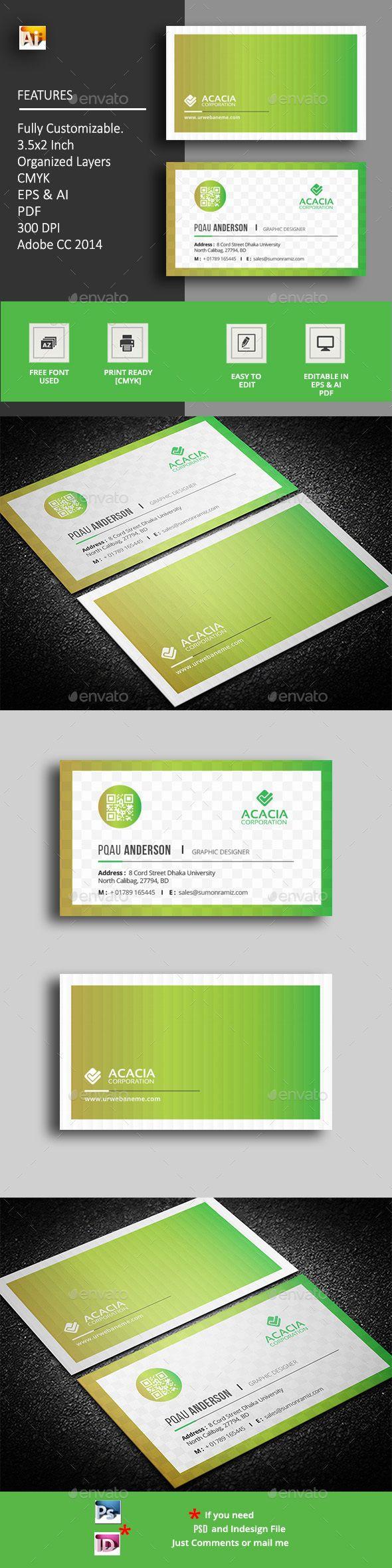 Best 25+ Business card design templates ideas on Pinterest ...