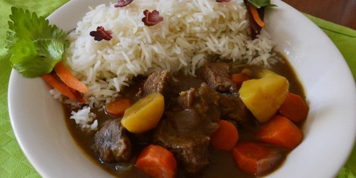 MIX D'ORIENTE: Curry Giapponese | TasteIT
