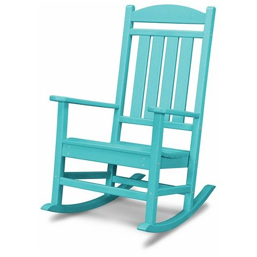 Superior Turquoise Rocking Chair. While It May Look Out Of Place In The Oval Office, Amazing Pictures