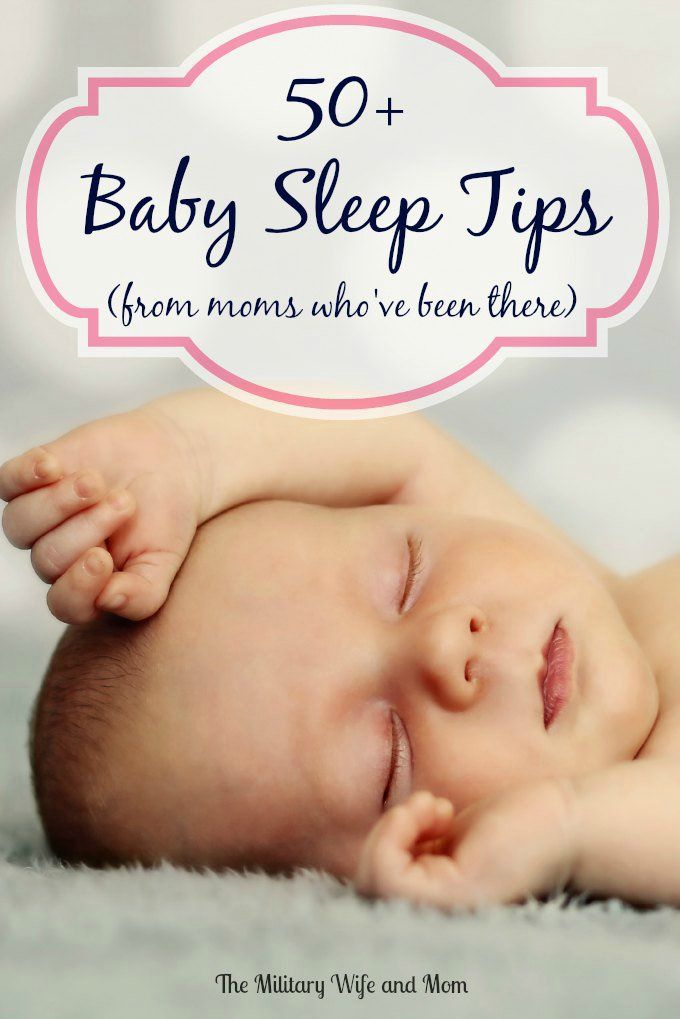 Smart and savvy baby sleep tips for a well sleeping baby! Love this!