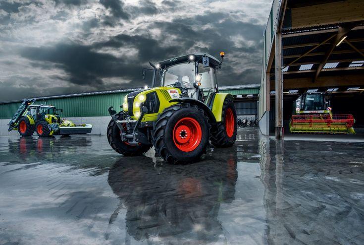 Industriefotografie: Kampagnenmotiv für CLAAS Landmaschinen. Fotografiert von Thorsten Schmidtkord. Mehr unter http://expose-photo.de/thorsten-schmidtkord/investitionsgueter/