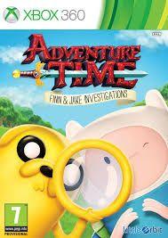 imagen Hora de Aventuras: Finn y Jake, investigadores [2015] [Xbox 360] [PAL] [Español]