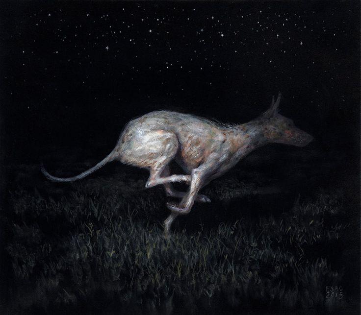 Esao andrews artist profile art illustration art