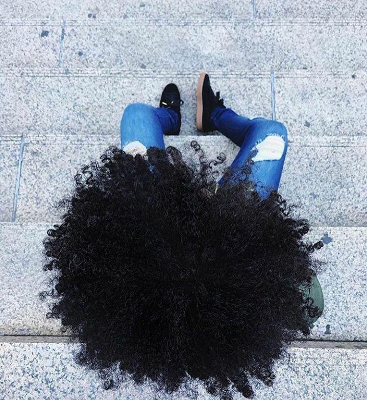 Natural hair Rules!