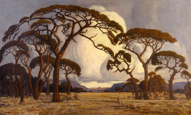 South Africa  Arts : Jacob Hendrick PIERNEEF