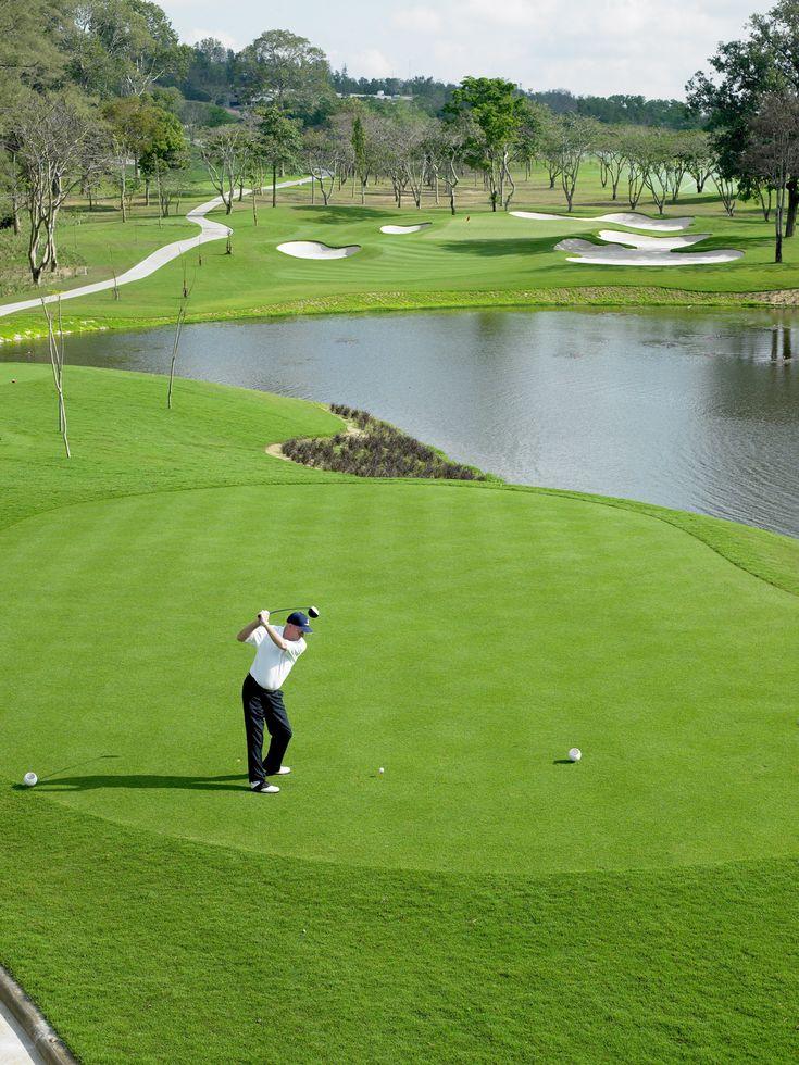 Golf Course Clubhouse Interior Design Ideas: Asia Golf Club, Outside Lima, Asia (Sur)