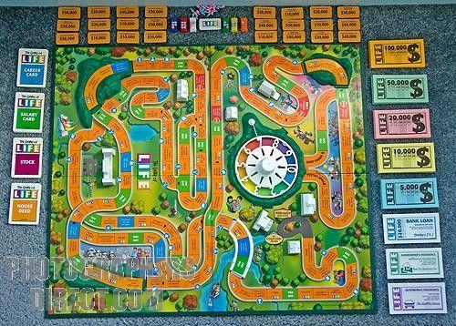 life board game games pinterest game board games and life. Black Bedroom Furniture Sets. Home Design Ideas