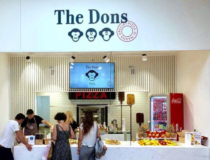 """Έλα στο """"στέκι"""" των DONS! Ιδανικό για οικογενειακές στιγμές, φιλικές αλλά και επαγγελματικές συναντήσεις με γεύση και ποιότητα!"""