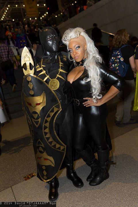 Marvel Black Panther Halloween Costume
