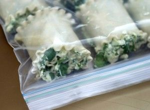 HEALTHY FREEZER MENU - Chicken Rollatini.Cheesy Zucchini Enchiladas ...