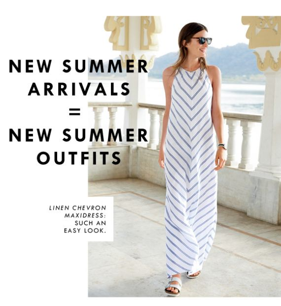 LOVE this from the Newport Stylephile!  @newportstyle #Summer #Dressing