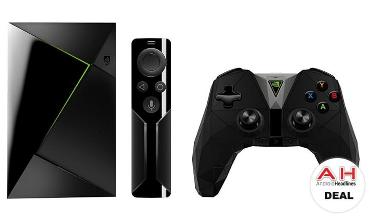 Deal: NVIDIA SHIELD TV Android TV Set-Top Box for $169 – 11/8/17 #Android #Google #news