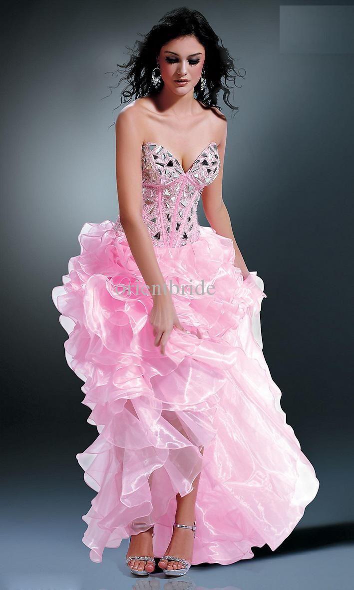 23 mejores imágenes de Formal dresses en Pinterest | Vestidos de ...