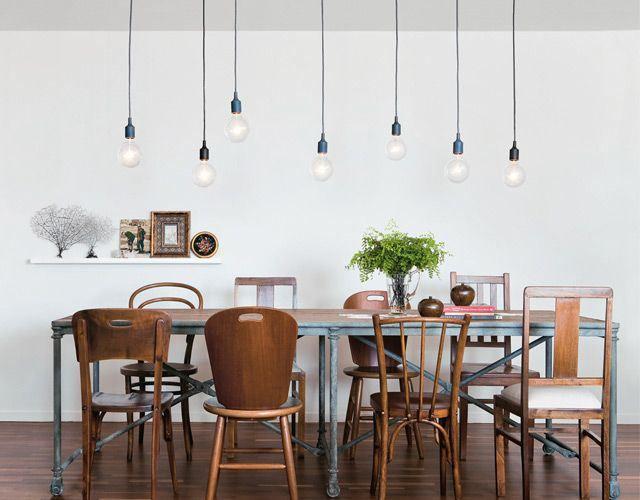 25 best ideas about chaises d pareill es sur pinterest tables de cuisine d - Salle a manger de jardin ...