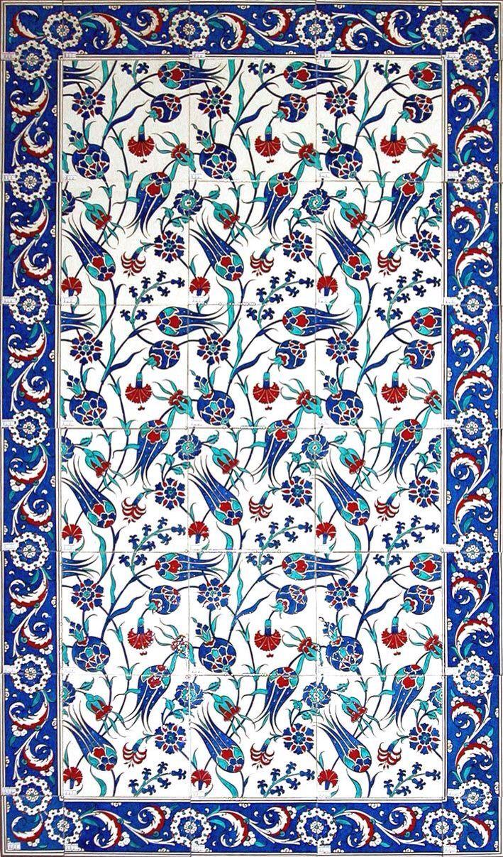 Azulejos turcos