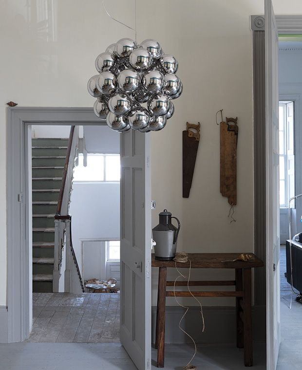 Farrow & Ball, Shadow White No. 282: This neutral is on the lighter side, offering a warm off-white that feels fresh but not stark.