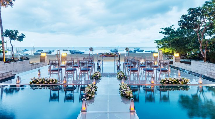 Overwater Wedding at Sakala Beach Club