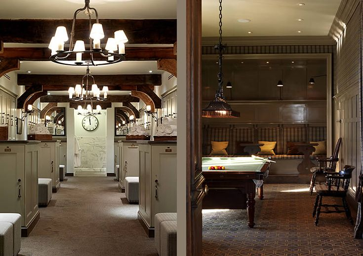 38 best Country Club Interiors images on Pinterest | Golf ...