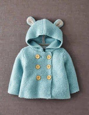 Kafijas krūze: Adījumi mazuļiem (knitting for babies)Strikk