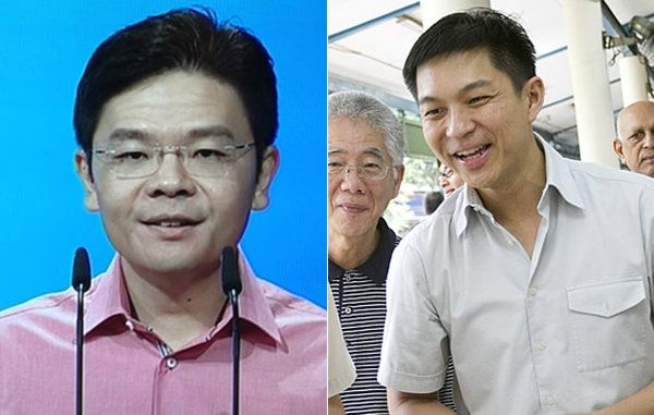Tan Chuan-jin and Lawrence Wong promoted to full ministers by 1 May: PM Lee - Yahoo News Singapore