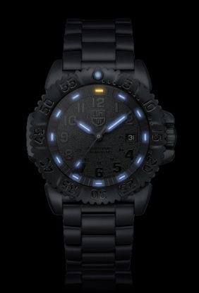 Luminox Watches Philadelphia  Always Lit..  Self powered Micro Gas  BAD - ASS  worn by US Navy SEALs; US Air Force; SWAT; Fire Depts around the world ... Police around the world....  and more
