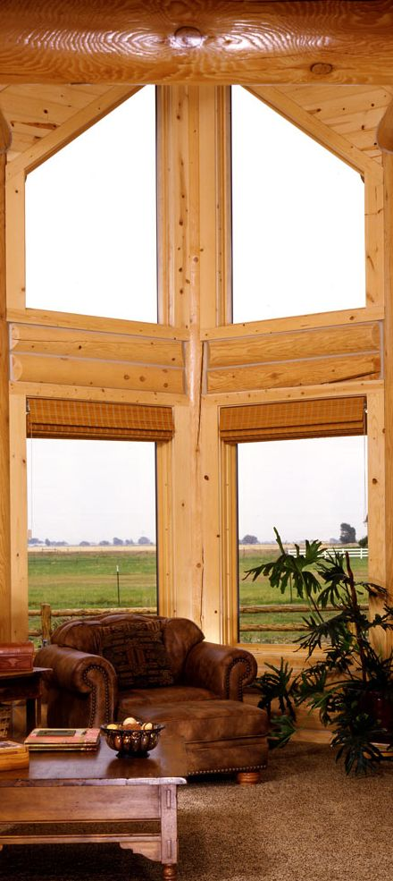 Prow front log homes log cabins and timber frame for Prow homes