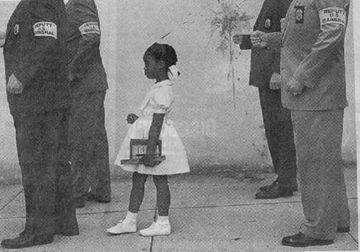 ruby bridges was born on september Ruby bridges is best known for being the first black child to attend an all-white   ruby bridges was born in mississippi, on a farm where her parents worked.