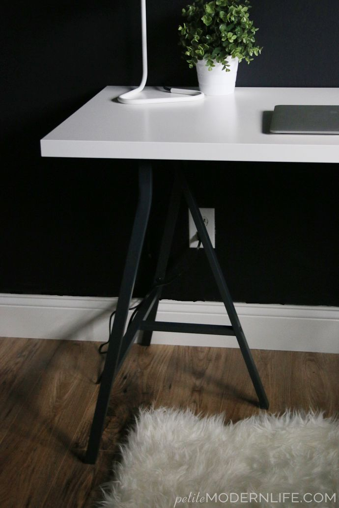 Best 25+ Cheap ikea desk ideas on Pinterest | Ikea makeup storage, Cheap  desk chairs and Diy vanity table