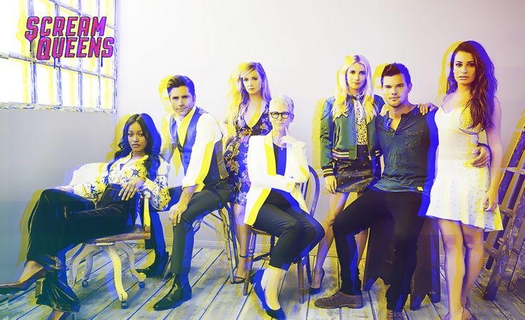 Scream Queens está voltando em mais uma temporada,o campus da universidade será trocado por um hospital macabro onde os casos médicos mais bizarros estão em observação e ocorrerá -casualmente- uma…