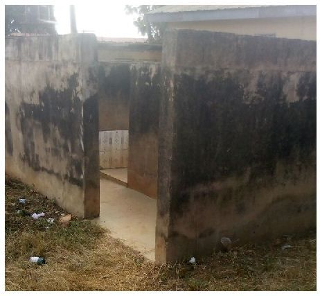 OMG!! See The Very Dirty Toilet And Bathroom At NYSC Camp In Ondo