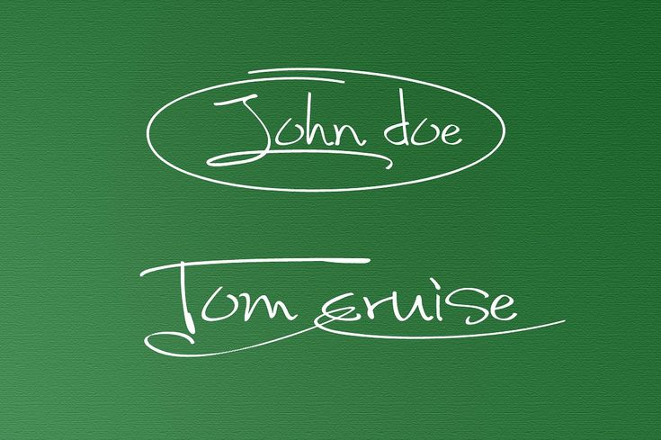 Fancy Signature TrueType Font by alphadesign on @creativemarket
