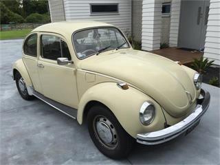 Volkswagen Beetle Sedan Yellow 1971 for Sale - Autotrader New Zealand