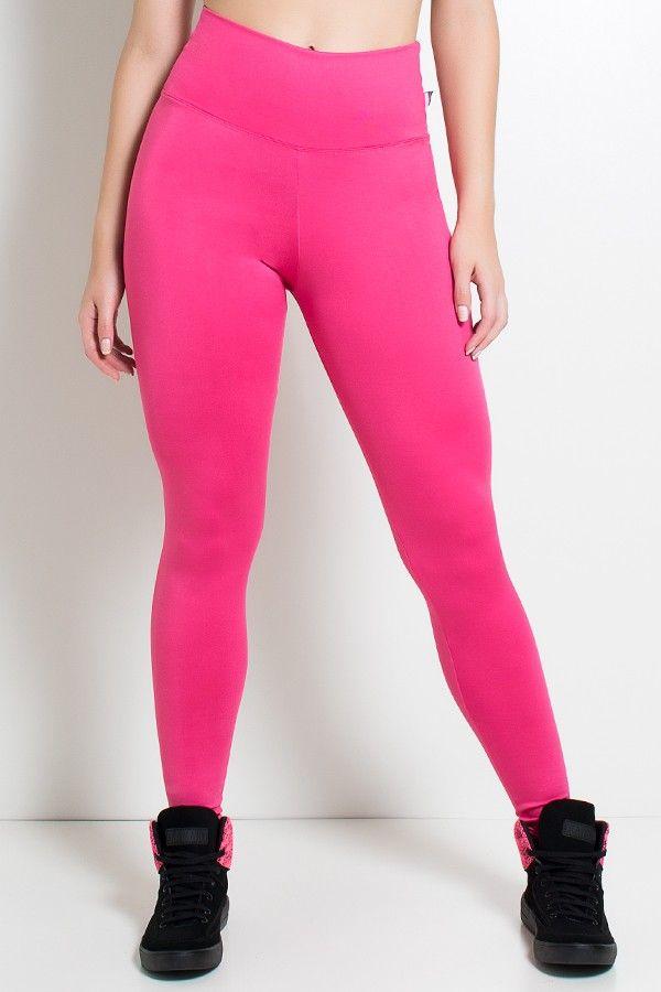 Legging Lisa Suplex (Rosa Pink) | Kaisan