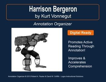 "individualism harrison bergeron kurt vonnegut Individualism in harrison bergeron from litcharts | the creators of  in ""every  which way,"" vonnegut suggests that forbidding individualism."