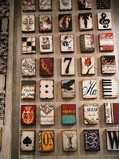 tiles by Sid Dickens, sold at Passionflower,Eugene,OR