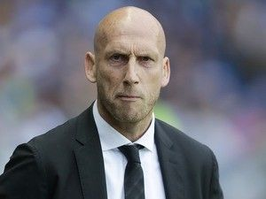 Reading manager Jaap Stam: 'I want to manage at the very top'