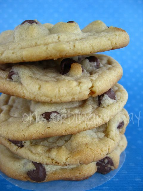 Nestle Tollhouse recipe but replacing with Crisco | One Ordinary Day