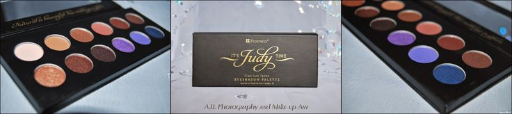 """A.B. Photography and Make up Art : bh cosmetics """"Its Judys Time"""" Eyeshadow Palette"""