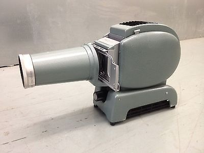 Leitz Wetzlar (Leica) Prado 66 Medium Format Slide Projector For 6x6 & 35mm